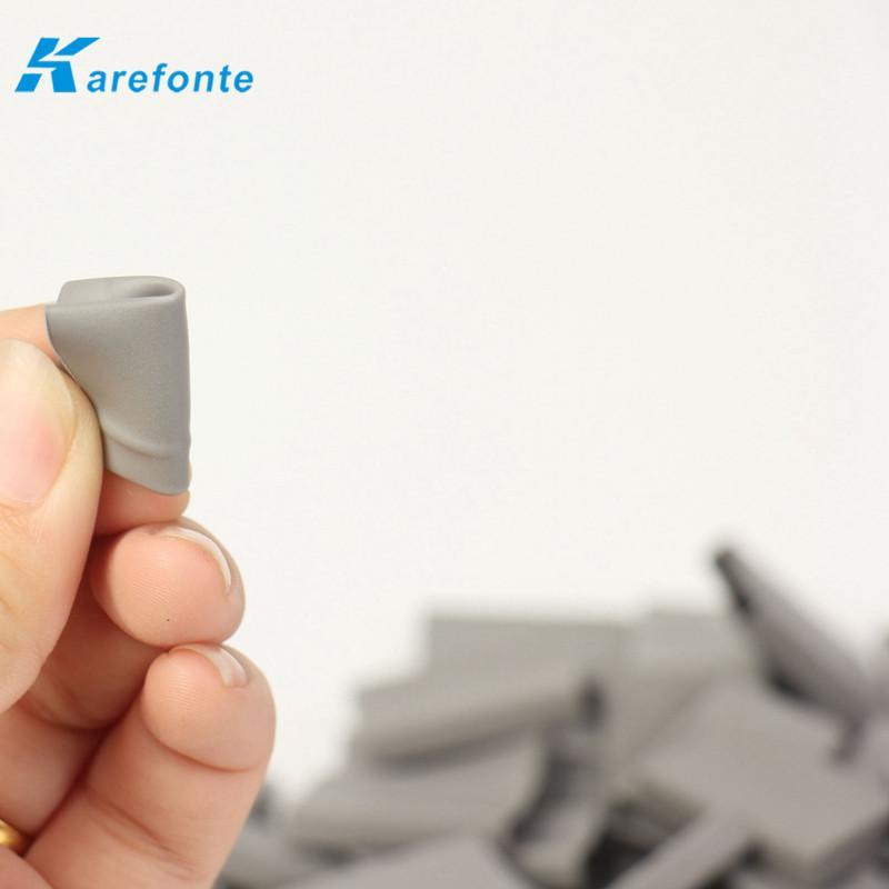 TO-220 A 封装散热矽胶帽套 导热绝缘硅胶帽 晶体专用防护导热胶套 2