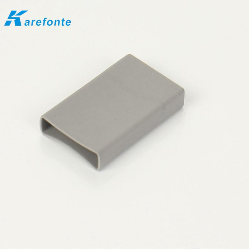 矽膠帽套 矽膠絕緣散熱二三極管套 封裝TO-220A灰色 2