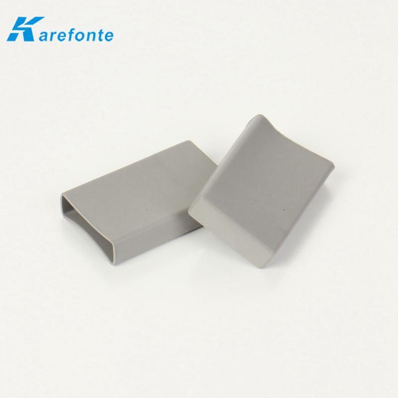 矽胶帽套 矽胶绝缘散热二三极管套 封装TO-220A灰色 1