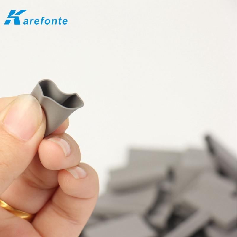 矽膠帽套 矽膠絕緣散熱二三極管套 封裝TO-220A灰色 3