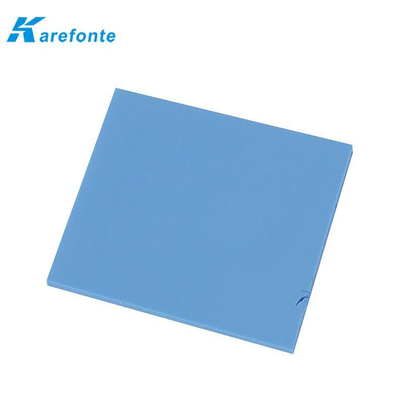 PCB、IC 传热软垫  散热垫片 导热硅胶片 绝缘片 2