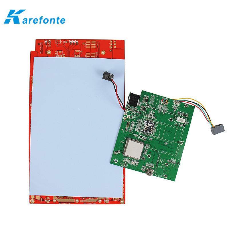 汽車發動機模塊散熱硅膠片 高導熱硅膠片 硅膠墊片 3