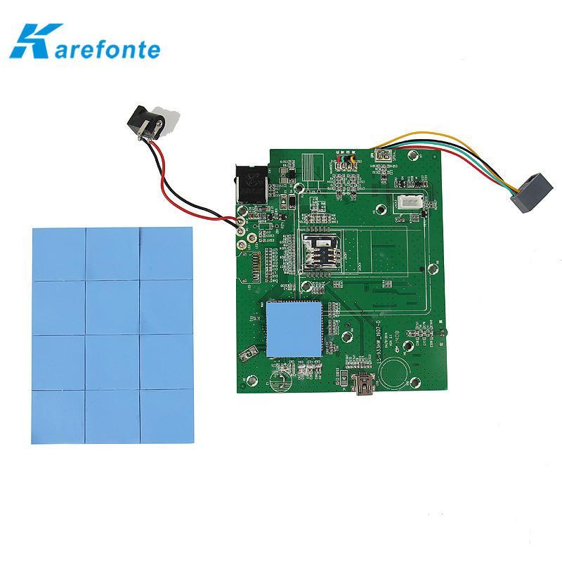 筆記本CPU固態硅脂 導熱墊 散熱顯卡硅膠片 2