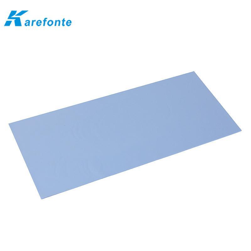 绝缘材料 导热散热片 硅胶片 电脑手机平板等 散热材料 1