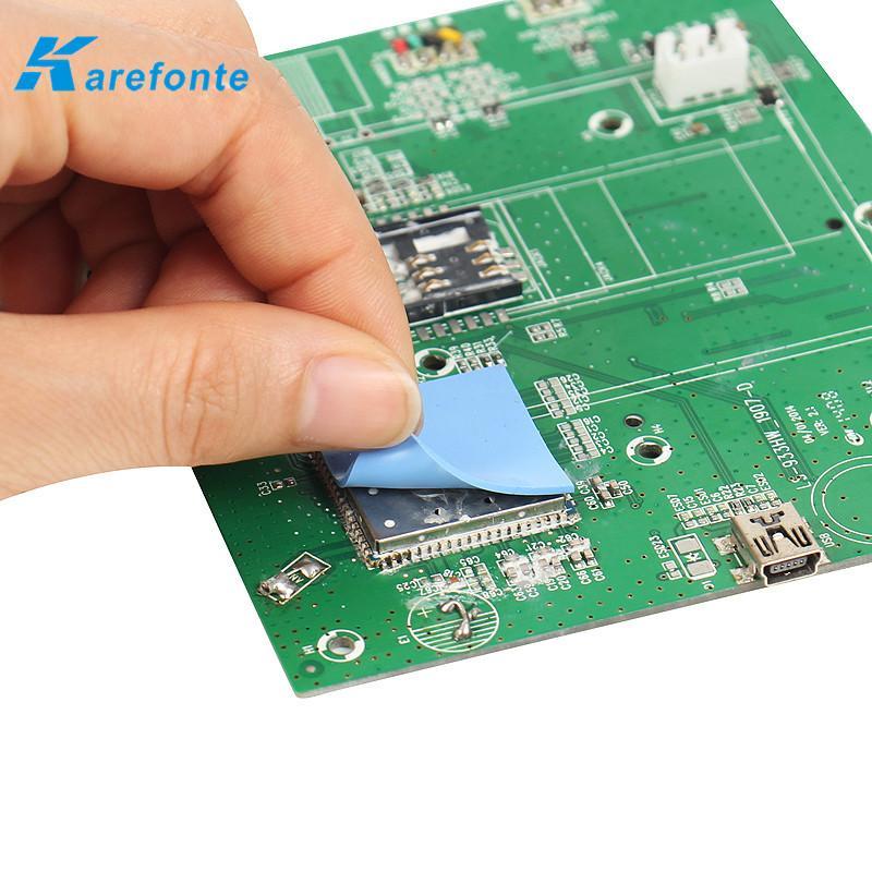 絕緣材料 導熱散熱片 硅膠片 電腦手機平板等 散熱材料 2