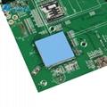 高導熱硅膠片 散熱貼片 散熱硅膠片 導熱硅膠墊片0.3mm* 200mm*400mm  2
