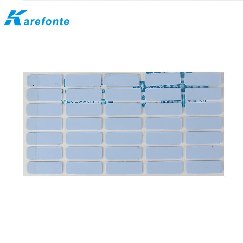 導熱硅膠墊片 矽膠墊片 絕緣墊片 軟性硅膠片 2