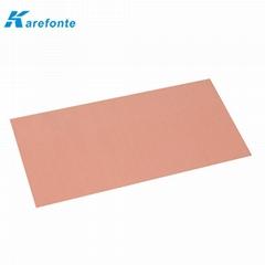 软性导热硅胶片 绝缘硅胶片 电子产品散热片2.0W/m.k导热系数