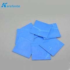 供应导热硅胶膜/导热软硅胶片/导热矽胶垫/散热硅胶片