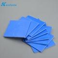 供应导热硅胶膜/导热软硅胶片/导热矽胶垫/散热硅胶片 2