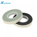 ACF Conductive Film Bonding Silicone Rubber Tape With Black / Green