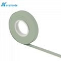ACF Conductive Film Bonding Silicone Rubber Tape With Black / Green  3