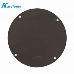 导热硅胶片厂家生产LED绝缘软性硅胶垫片 散热硅胶片