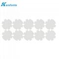 導熱硅膠片廠家生產LED絕緣軟性硅膠墊片 散熱硅膠片 2