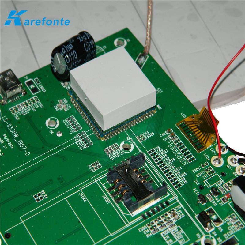 導熱墊片 硅膠片 導熱硅膠片 硅膠墊片 2