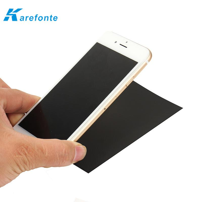 NFC ferrite sheet anti-interference paste antimagnetic sheet for phone   4