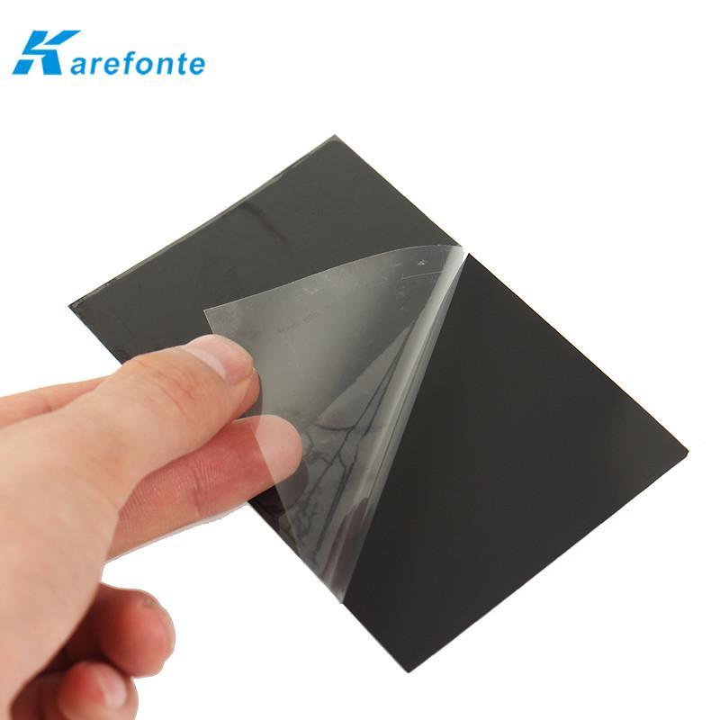 超薄抗干擾磁貼,手機電池信號屏蔽材料,磁導率150μ鐵氧體片 2
