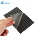 超薄抗干扰磁贴,手机电池信号屏蔽材料,磁导率150μ铁氧体片