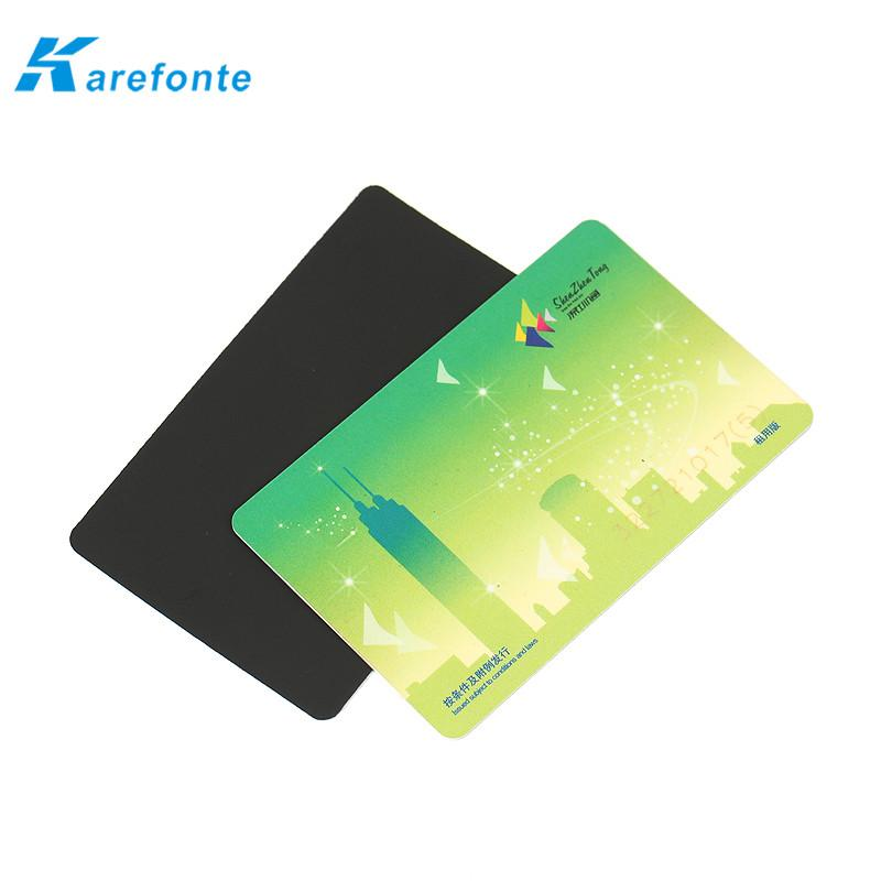 IC卡改裝用NFC鐵氧體片 頻段13.56MHz隔離金屬材料對天線磁場的干擾 1