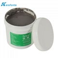 High thermal conductivity silicone