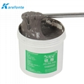 Thermal grease heat conductive silicone grease for fan heatsink  chip