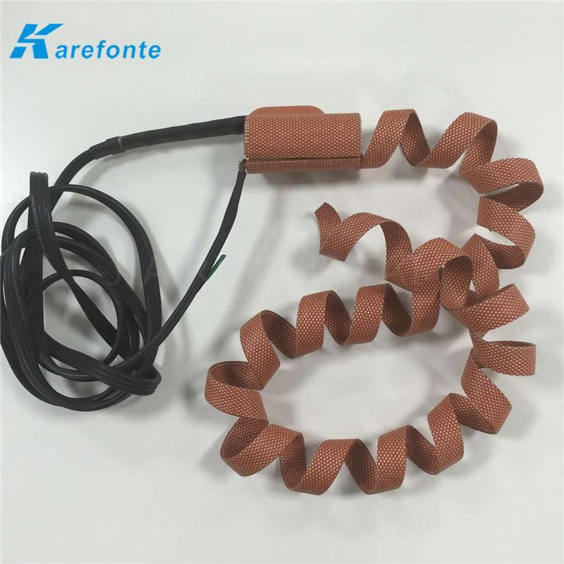 定做硅胶加热带  管道硅橡胶加热带 硅胶加热膜 1