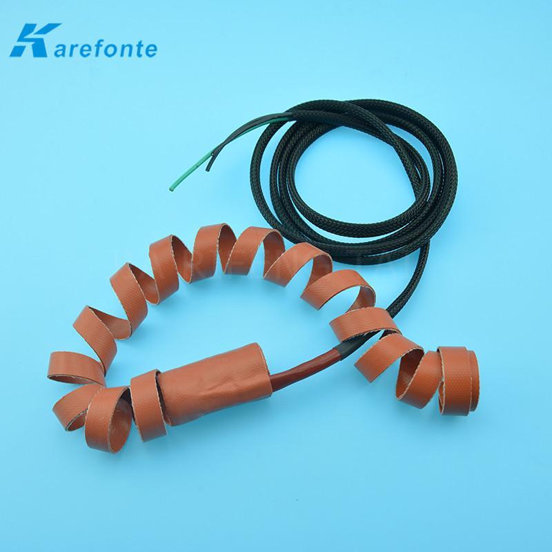 定做硅膠加熱帶  管道硅橡膠加熱帶 硅膠加熱膜 2