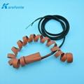 定做硅胶加热带  管道硅橡胶加热带 硅胶加热膜 2