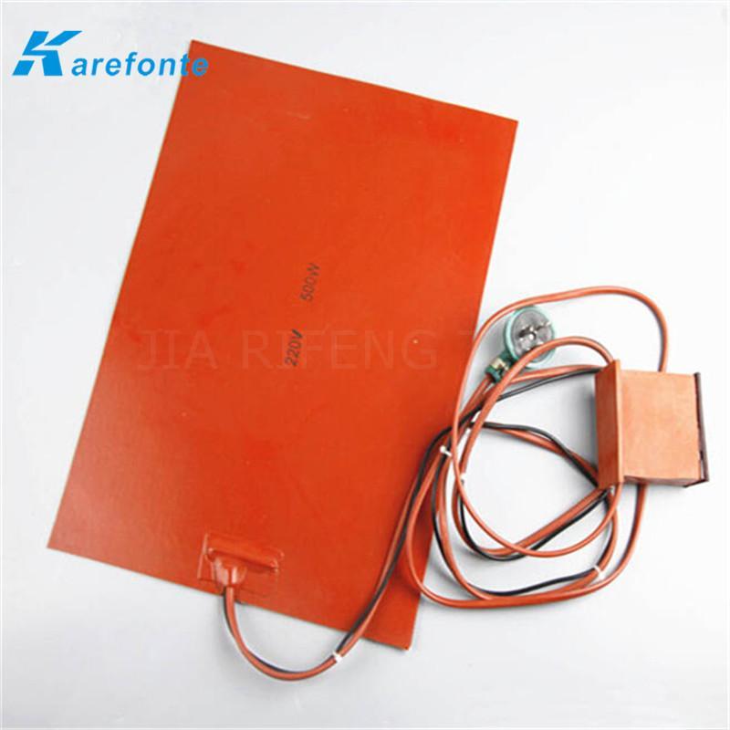硅橡膠加熱板 可調溫硅膠電加熱板 發熱板 2