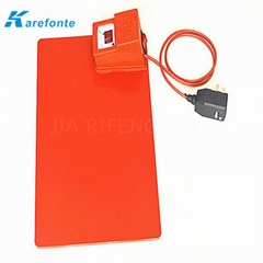 Waterproof Flexible Electric Silicone Rubber Heating Pad