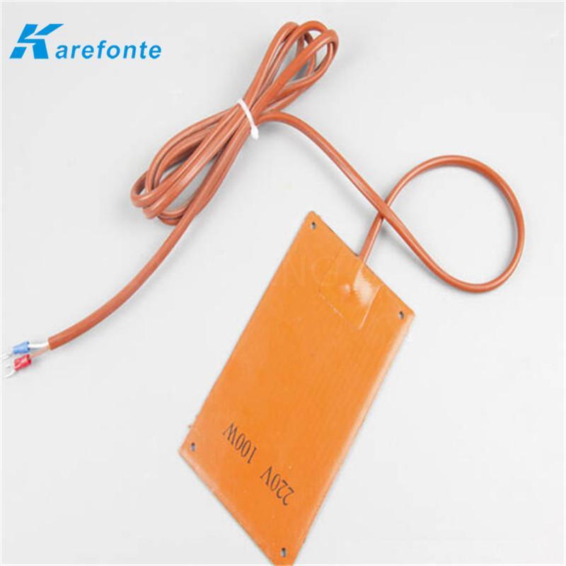 防水電子硅膠加熱膜 硅膠加熱墊 加熱片 3