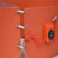 煤氣硅膠加熱膜 油桶硅橡膠加熱墊 硅膠加熱板 3