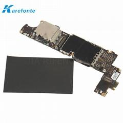 Flexible CPU Graphite Film Thermal Synthetic Graphite For Heatsink