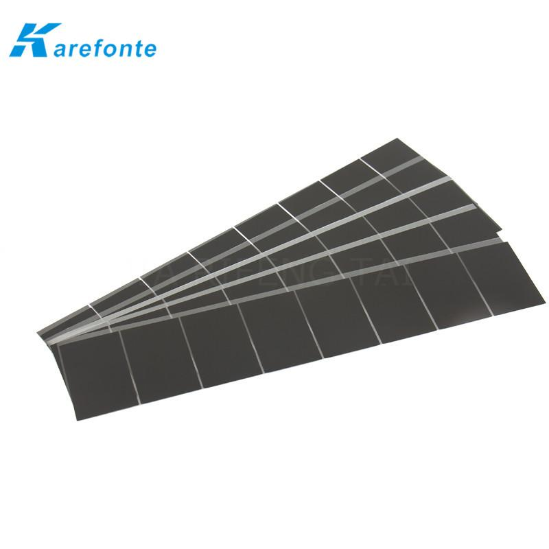 Flexible Graphite Sheet Thermal Graphite Pad For LED 1