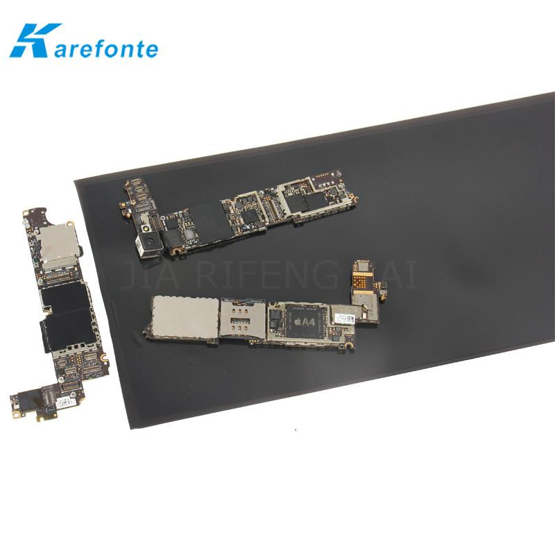 Flexible Graphite Sheet Thermal Graphite Pad For LED 2