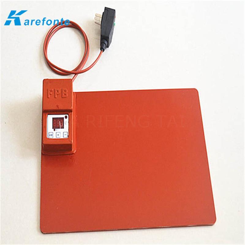 硅膠加熱帶 硅膠發熱板 電熱板 電熱器 加熱器加熱膜 1