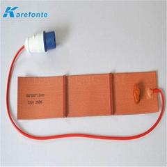 硅胶加热垫 硅胶电热板 硅胶发热板 柔性硅胶电热片