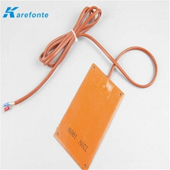 Electric Silicone Heater Film / Silicone Rubber Heater Film