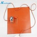 专业生产供应硅橡胶加热板 柔硅胶电热板 发热板加热管 3