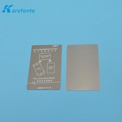 吸波材料防磁貼手機抗干擾防磁貼公交卡改裝抗金屬材料