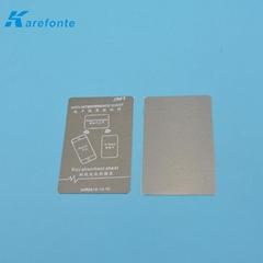 吸波材料防磁贴手机抗干扰防磁贴公交卡改装抗金属材料