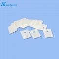 高导热陶瓷片 氧化铝陶瓷片 耐高温氧化铝陶瓷基片 电子陶瓷