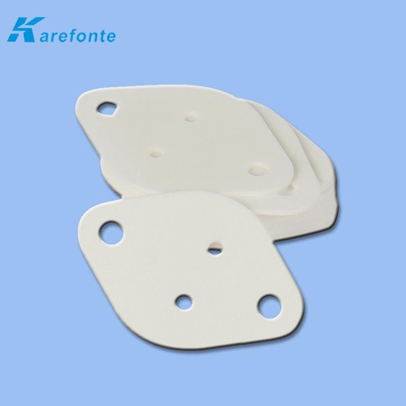 高导热陶瓷片 氧化铝陶瓷片 耐高温氧化铝陶瓷基片 电子陶瓷 3