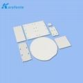 Thermal Ceramic Dics Alumina Ceramic Plate Insulation Ceramic  3