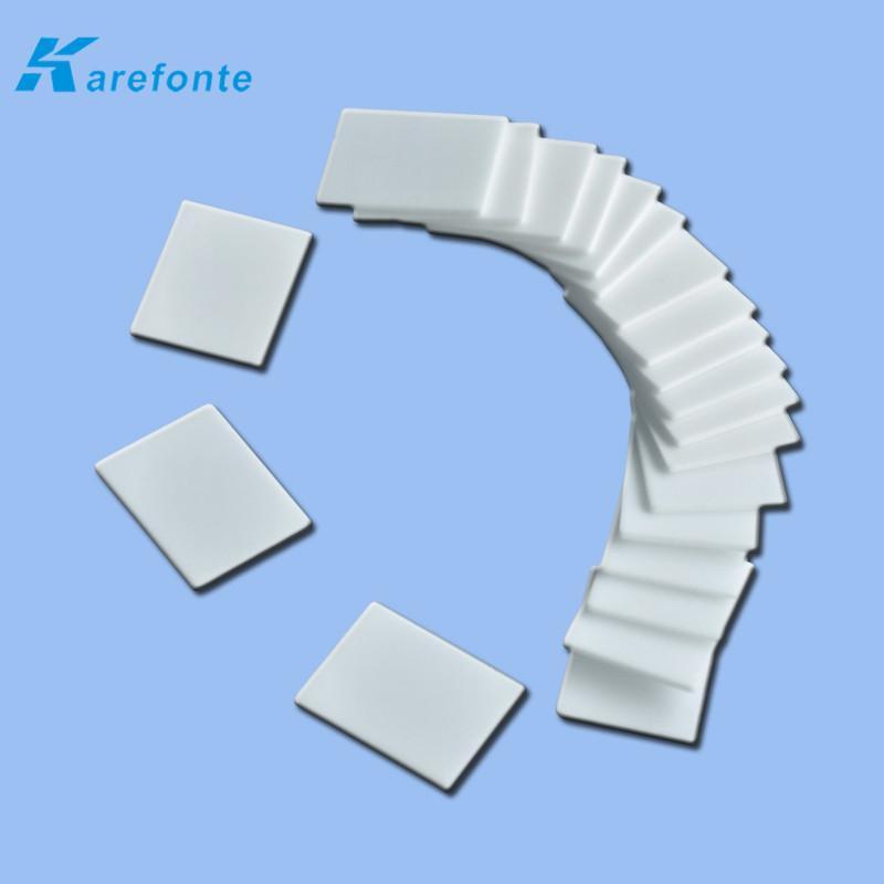 High Thermal Conductivity Alumina Ceramic Heat Dissipation Al2O3 Ceramic 2