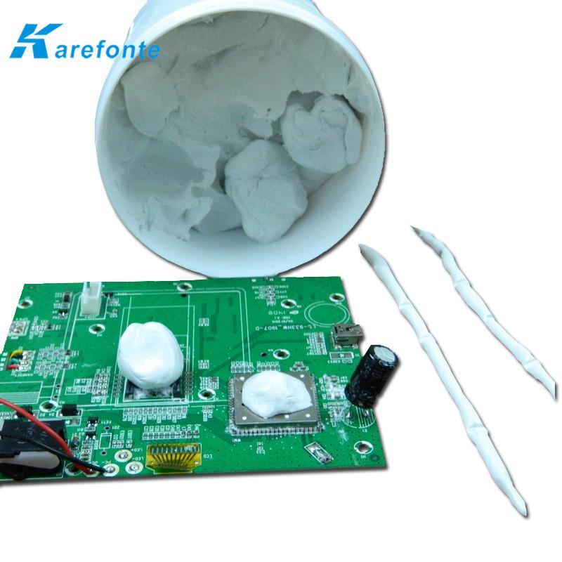 CPU 顯卡 導熱泥 導熱硅膠泥 電子產品專用導熱膠泥 導熱泥 2