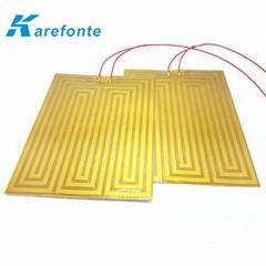 PI加熱膜 加熱片 特價定做電熱片 聚酰亞胺加熱膜