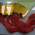 PI加热膜 加热片 特价定做电热片 聚酰亚胺加热膜  3