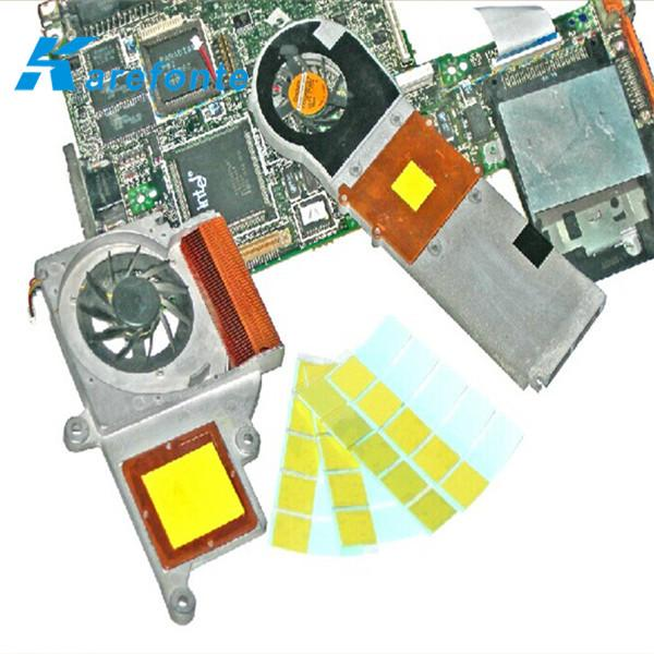 供應內存模塊、固態繼電器、橋式整流器 專用導熱相變化界面材料 1