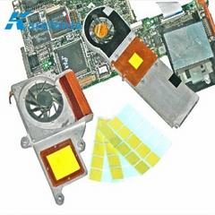 供应内存模块、固态继电器、桥式整流器 专用导热相变化界面材料